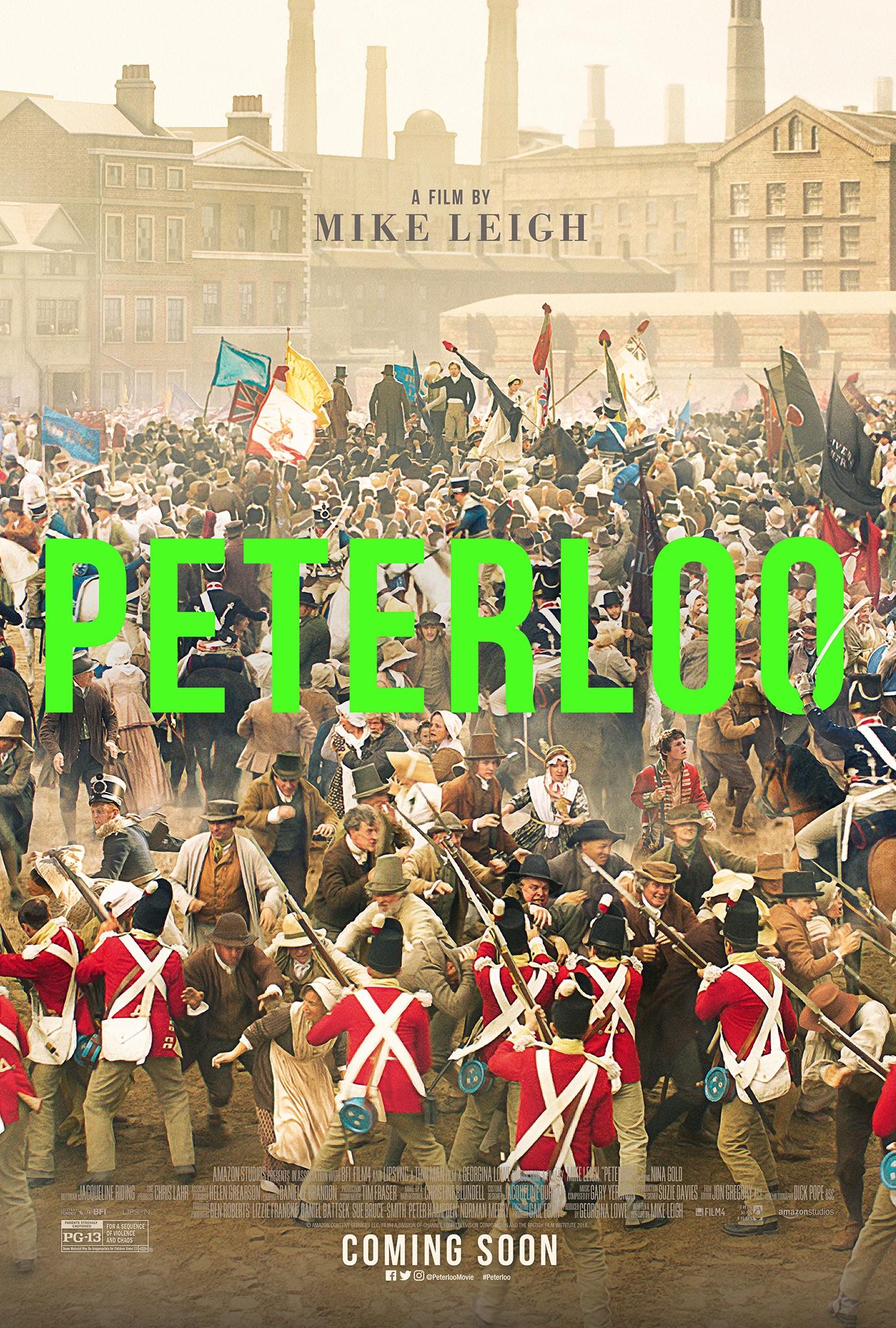 Peterloo (2018) - IMDb