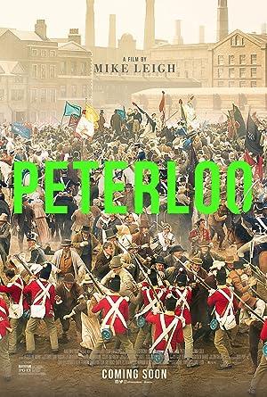 Watch Peterloo Free Online