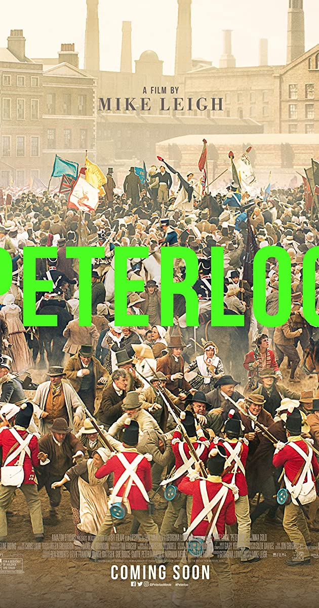 Peterloo 2018 Full Cast Crew Imdb