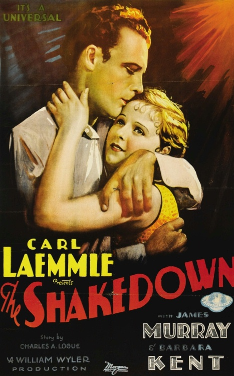 Barbara Kent and James Murray in The Shakedown (1929)