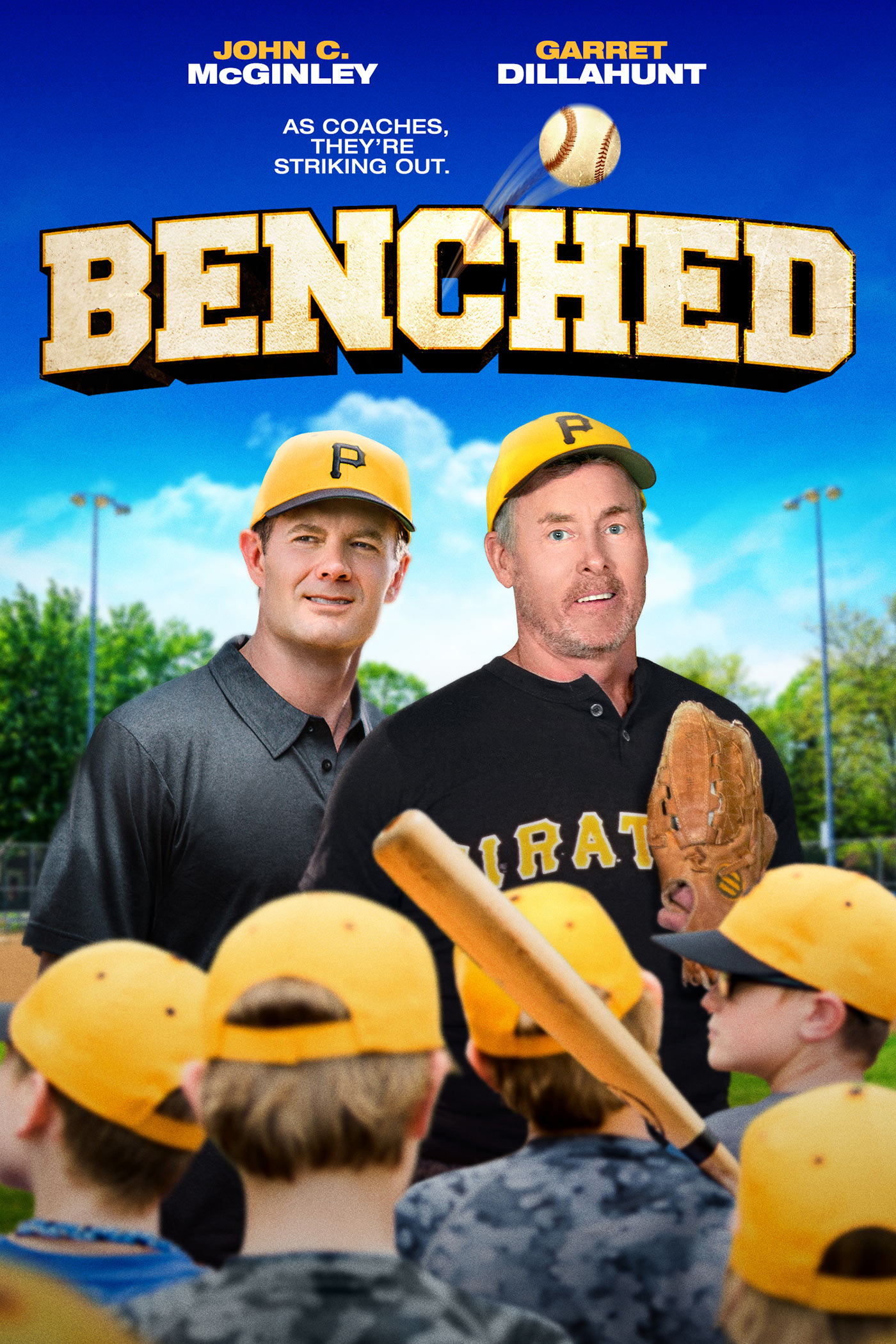 Benched (2018) BluRay 720p & 1080p