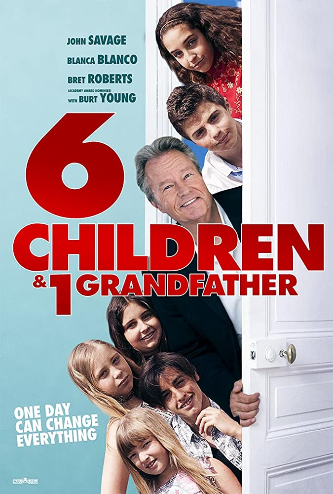 View 6 Children & 1 Grandfather (2018) Movie poster on 123movies