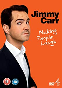 New free 3gp movie downloads Jimmy Carr: Making People Laugh [640x352]