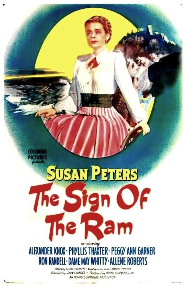 Susan Peters in The Sign of the Ram (1948)