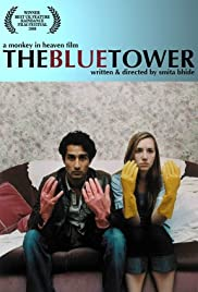 The Blue Tower Poster