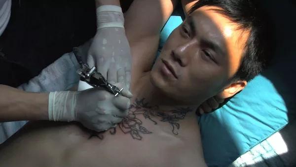 Hao Qin in Chun feng chen zui de ye wan (2009)