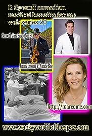 R Spasoff Comedian Medical Benefits for Me Web Series 20 Poster