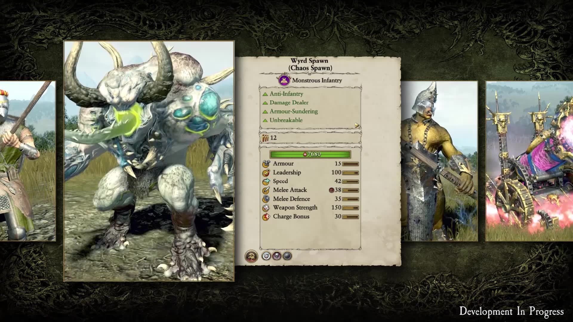 Total War: Warhammer: 30 Regiments Of Renown Creative Assembly's 30th  Anniversary