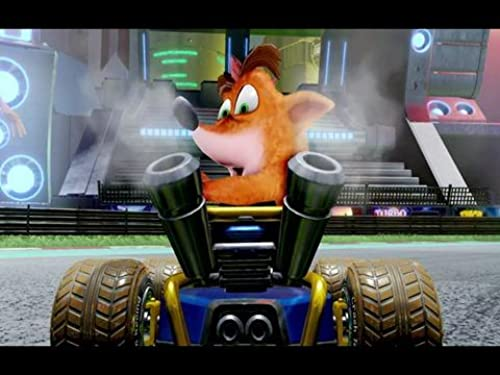 Crash Team Racing Nitro-Fueled (VG)