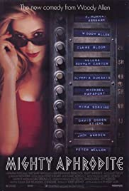 Mighty Aphrodite (1995) Poster - Movie Forum, Cast, Reviews