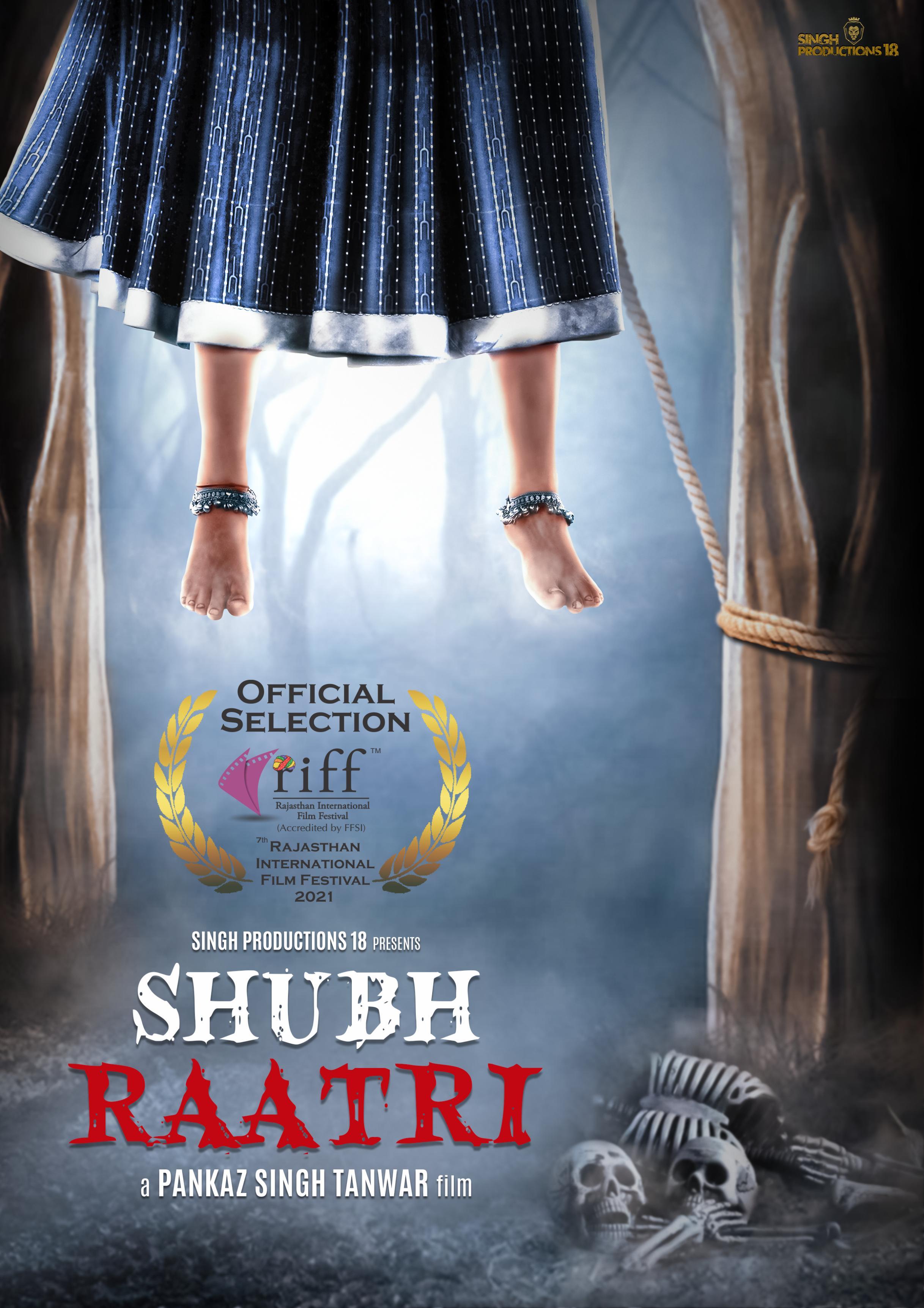 Shubh Raatri (2020) Hindi Movie 720p AMZN HDRip x264 ESubs 450MB