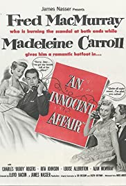 An Innocent Affair Poster