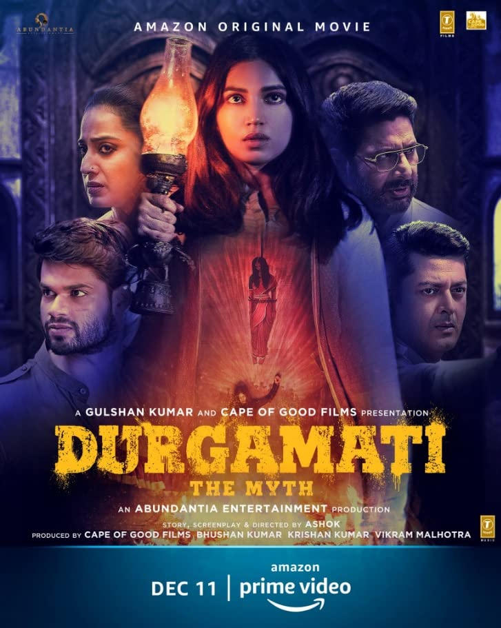 Durgamati: The Myth (2020) Hindi 480p & 720p