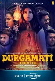 Durgamati: The Myth (2020) HDRip hindi Full Movie Watch Online Free MovieRulz
