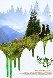 Painting Life Poster
