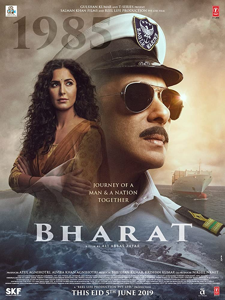 Bharat 2019 Hindi V2 PreDVD Rip x264 700MB AAC CineVood