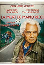 The Death of Mario Ricci Poster