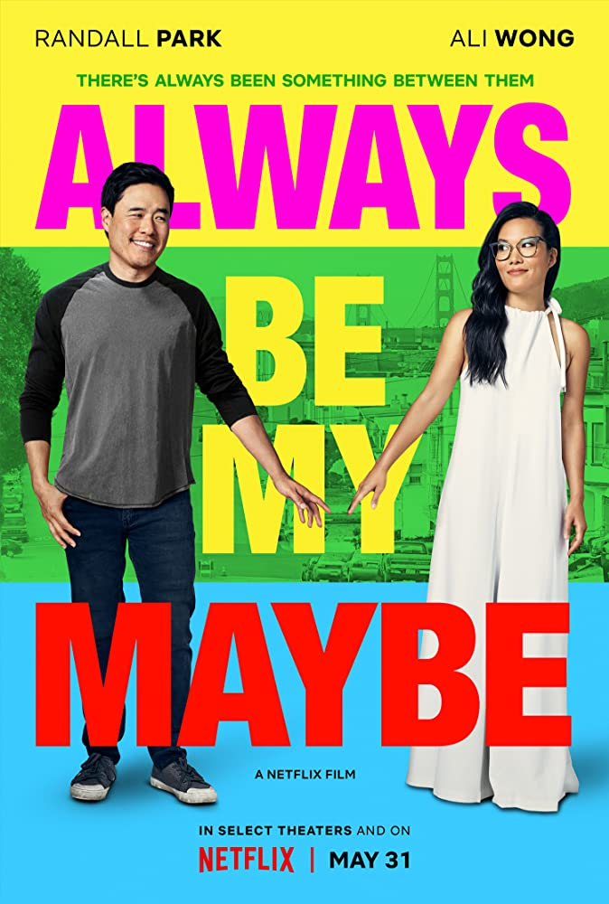 Always Be My Maybe (2019) Dual Audio Hindi 377MB HDRip ESub Download