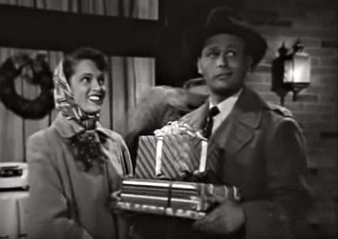 David Alpert and Frances Rafferty in Your Jeweler's Showcase (1952)