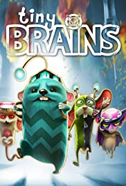 Tiny Brains Poster