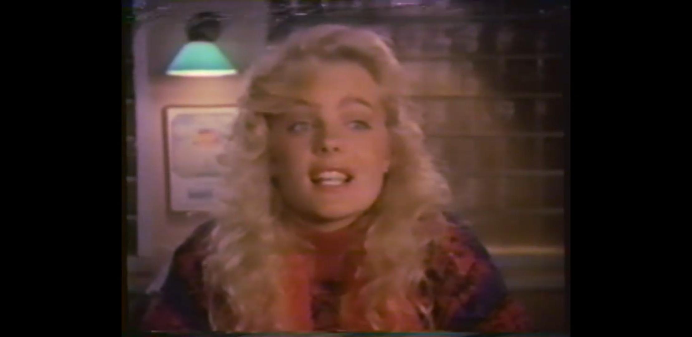Erika Eleniak in Still the Beaver (1983)