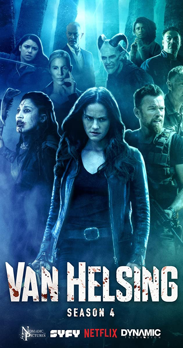 Van Helsing (TV Series 2016– ) - Full Cast & Crew - IMDb