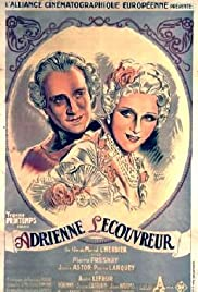 Adrienne Lecouvreur Poster