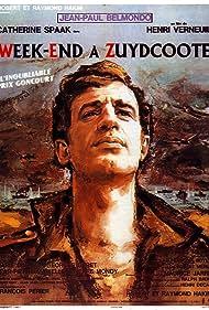 Jean-Paul Belmondo in Week-end à Zuydcoote (1964)