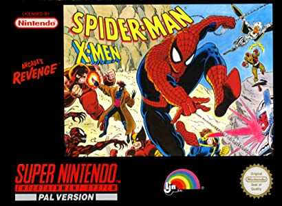 Netflix downloading movies Spider-Man and the X-Men: Arcade's Revenge by Randel Reiss [2048x1536]