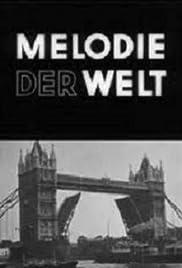 Melodie der Welt Poster