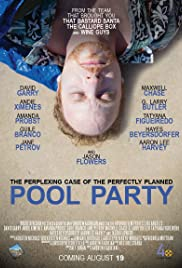 The Perplexing Case of the Perfectly Planned Pool Party Poster