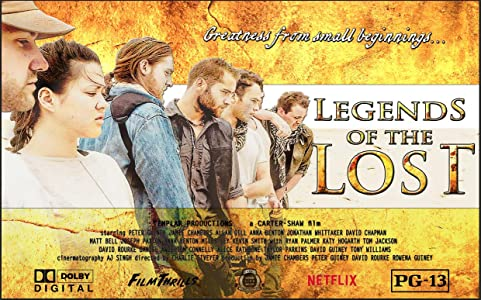 Legends of the Lost movie download