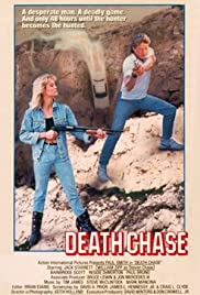 Death Chase Poster