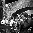 Roman Polanski and Zbigniew Cybulski in Do widzenia, do jutra... (1960)