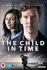 Kelly Macdonald, Benedict Cumberbatch, and Beatrice White in The Child in Time (2017)