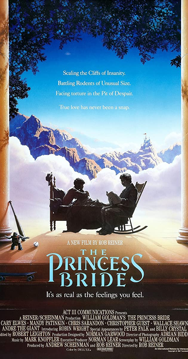 Watch Full HD Movie The Princess Bride (1987)