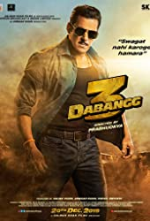 Salman Khan in Dabangg 3 (2019)