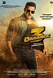 Dabangg 3 (2019) HDRip kannada Full Movie Watch Online Free MovieRulz