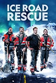 Ice Road Rescue Poster