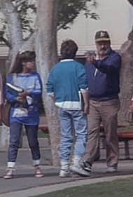 Michael Landon, Victor French, Terri Ivens, David Kaufman, Preston Lee, and Lisa Picotte in Highway to Heaven (1984)