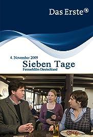 Sieben Tage Poster
