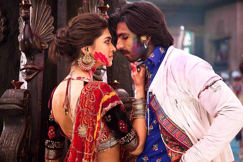 Image result for Deepika Padukone Goliyon Ki Raasleela Ram-Leela