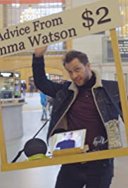 Vanity Fair: Emma Watson Gives Strangers Advice for $2 at Grand Central Poster