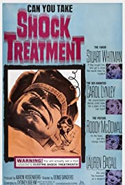 Shock Treatment (1964) Poster - Movie Forum, Cast, Reviews
