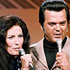 Loretta Lynn and Conway Twitty in The Midnight Special (1972)