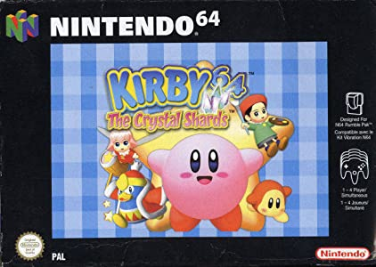 Best site for downloading new movies Kirby 64: The Crystal Shards [Avi]