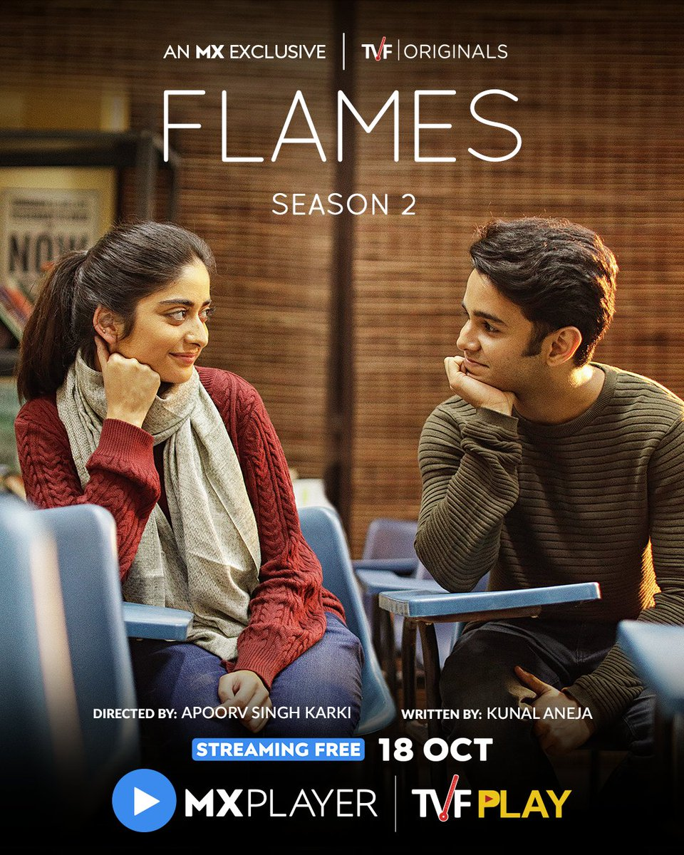 Flames (2018) Season 1 MX Player Download & Watch online