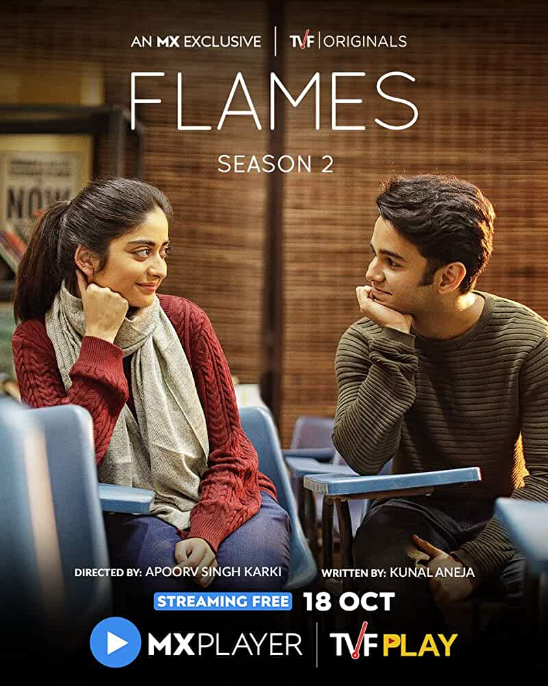 Flames (2019) Hindi Season 2 HD