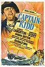 Captain Kidd (1945) Poster