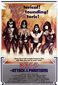 Primary photo for Kiss Meets the Phantom of the Park